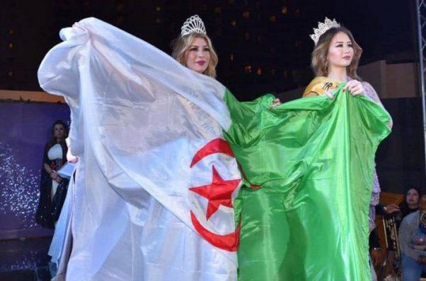 جمال بنات الجزائر